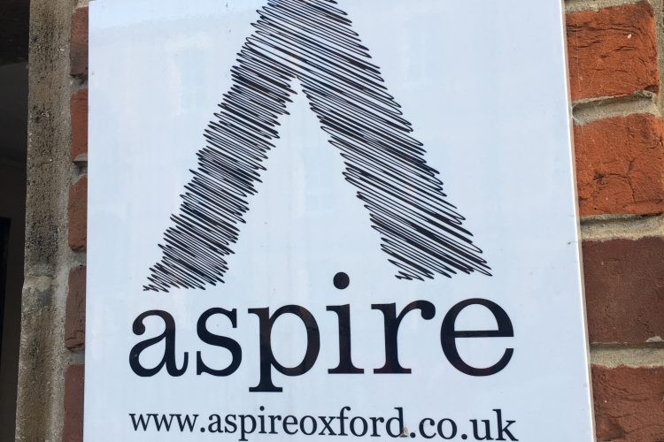 Oxford Alarm Company giving back to the community. Aspire Oxford